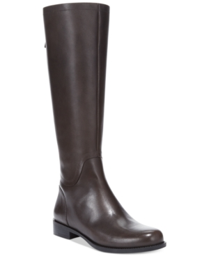 Nine West Contigua Tall Riding Boots Womens Shoes