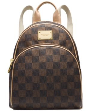 ael Kors Jet Set Item Small Backpack