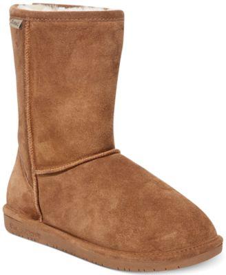 BEARPAW Emma Short Winter Boots