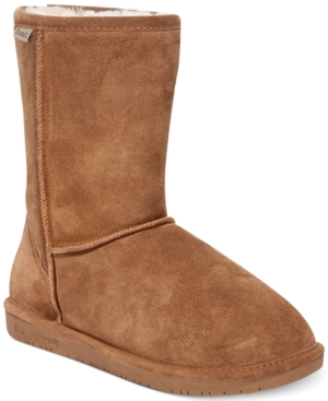 Bearpaw Emma Short Cold Weather Boots Womens Shoes