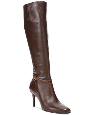 cole haan s garner wide calf dress boots