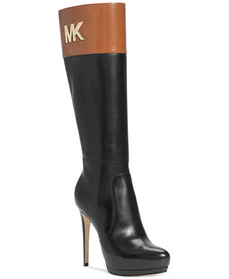 michael michael kors hayley boots shoes macy s