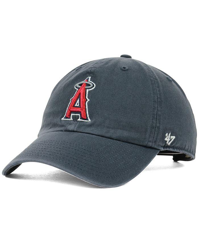 '47 Brand - Los Angeles Angels of Anaheim Clean Up Cap