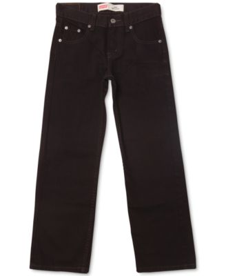 Image of Levi's® Boys' 550 Relaxed Fit Jeans
