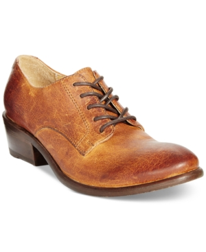 Frye Women's Carson Oxford Flats Women's Shoes