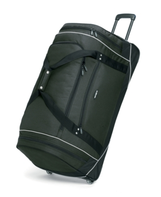 "Samsonite Wheeled Duffel, 28"" - Handbags"