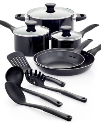 Tools of the Trade Nonstick Aluminum 12-Pc. Cookware Set, Only at Macy's