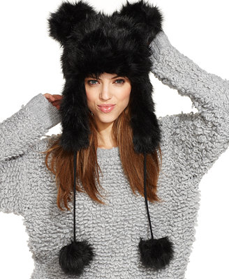 HatButik Panda Animal Hood Faux Fur Hat with Warm Scarf Mittens Ears and Paws Spirit. Sold by zabiva. $ $ Animal Hoods HatButik Brown Bear Full Animal Hood Hoddie Hat Faux Fur 3 In 1 Function. Sold by ErgodE. $ $