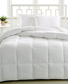 Hotel Collection Luxe Down Alternative Twin Comforter, Hypoallergenic, 450 Thread Count 100% Cotton Cover, Created for Macy's