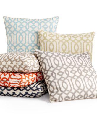 "Softline Kalika 20"" Square Decorative Pillow"