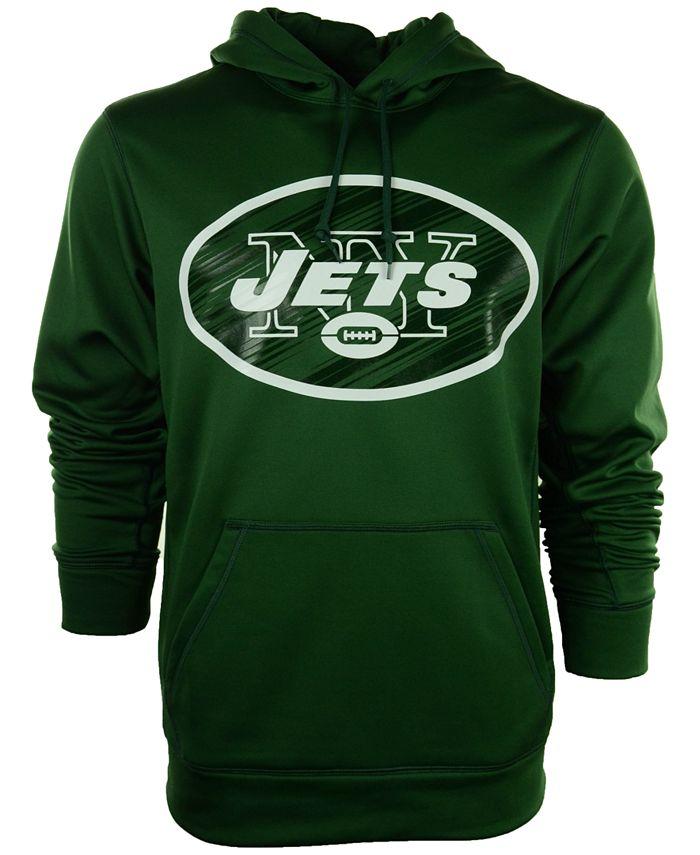 Nike - Men's New York Jets Warp Performance Hoodie