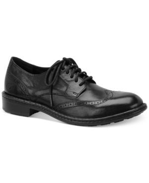 Born Bainbridge Wing-Tip Oxfords Men's Shoes