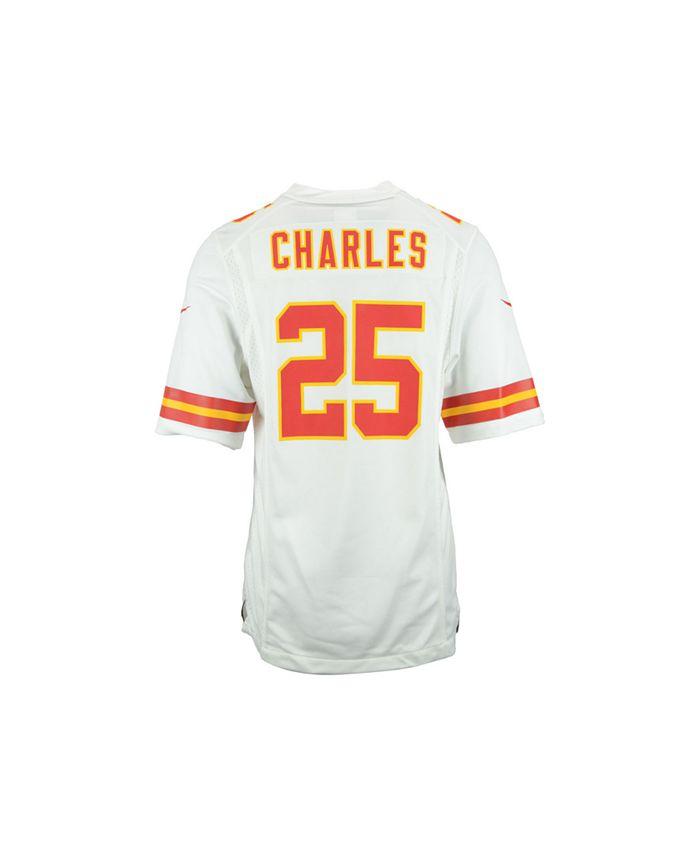Nike Men's Jamaal Charles Kansas City Chiefs Game Jersey & Reviews ...