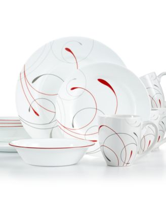 Corelle Splendor 16-Pc. Set, Service for 4