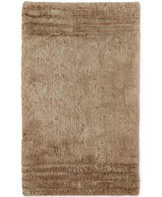 "CLOSEOUT! Hotel Collection Microcotton 18"" x 25"" Bath Rug"
