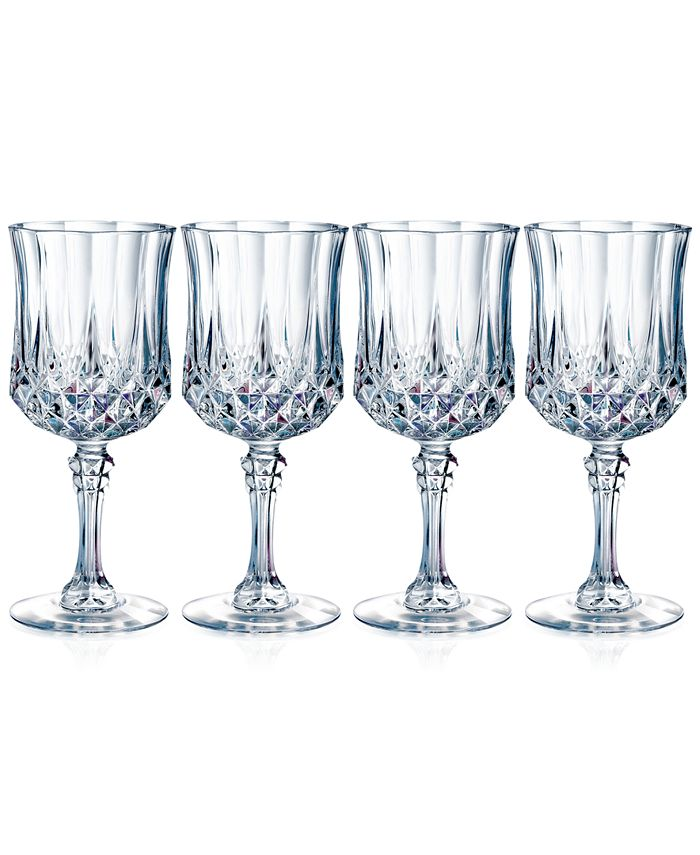 Longchamp - Set of 4 s Goblets