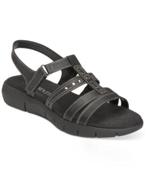 Aerosoles Wipple Threat Flat Sandals Women's Shoes