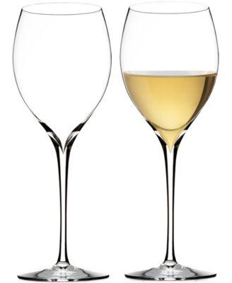 Waterford Chardonnay Wine Glass Pair