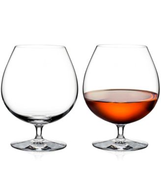 Waterford Elegance Brandy Glass Pair