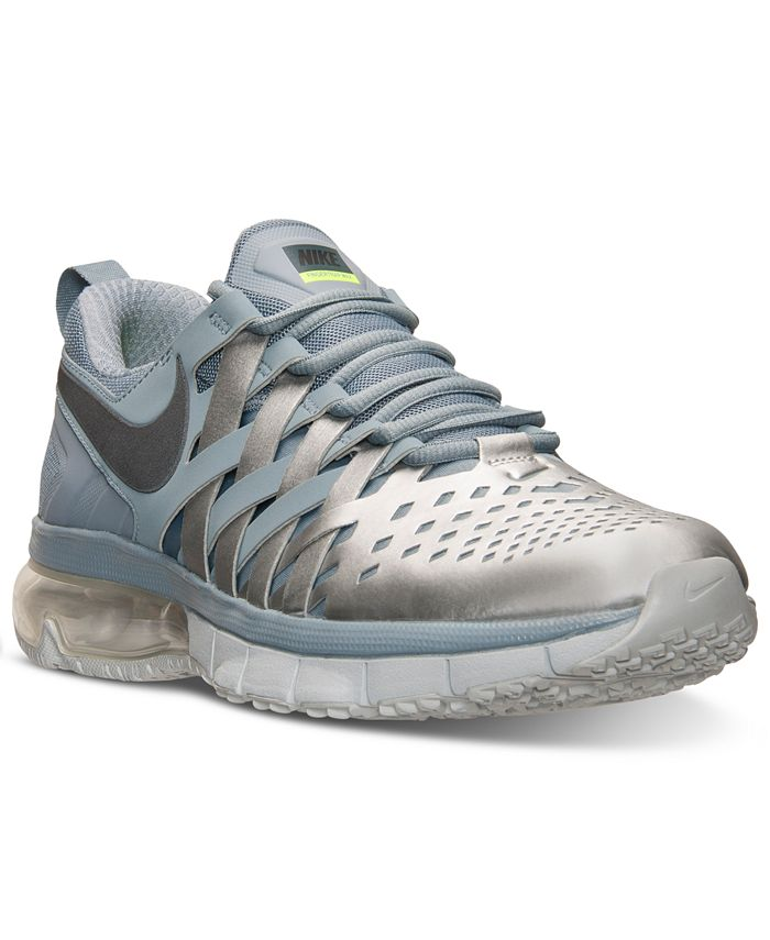 Nike - Men's Fingertrap Air Max Training Sneakers from Finish Line