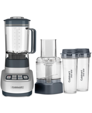 Cuisinart BFP-650 Velocity Ultra Trio 1HP Blender & Food Processor