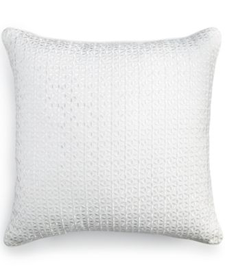 "Hotel Collection Sonnet 20"" Square Decorative Pillow"