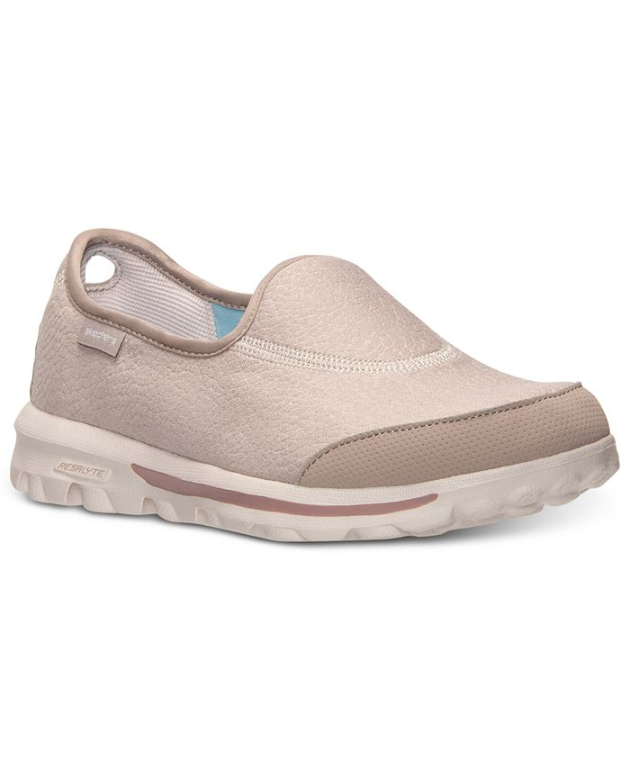 Skechers - Women's GOwalk - Aspire Memory Foam Walking Sneakers from Finish Line