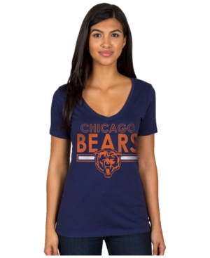 UPC 888111832990 product image for Authentic Nfl Apparel Women s Chicago  Bears End Zone T-Shirt 417d3371e