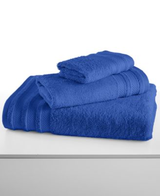 "Image of Charter Club Classic Pima Cotton 16"" x 30"" Hand Towel, Only at Macy's"