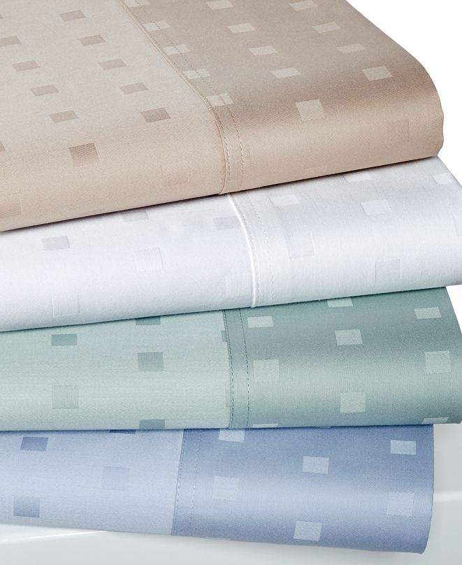 Charter Club Square 500 Thread Count King Sheet Set