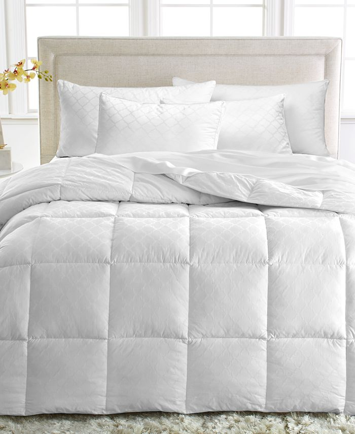 Martha Stewart Collection - Martha Stewart Collection Dream Comfort Down Alternative Queen Comforter