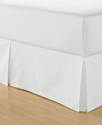 CLOSEOUT! Martha Stewart Collection 200 Thread Count Cotton King Bedskirt