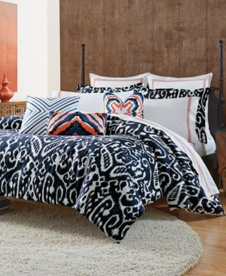 "Trina Turk Stripe Dyed 12"" x 20"" Decorative Pillow"