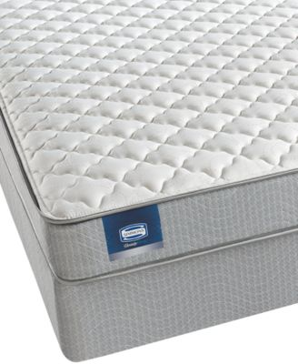 beautysleep hanna firm tight top twin mattress set
