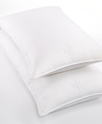 Lauren Ralph Lauren AAFA Certified 300 Thread Count Down King Pillow