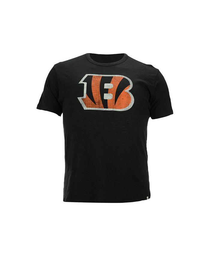 '47 Brand - Men's Cincinnati Bengals Logo Scrum T-Shirt