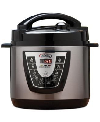 Tristar XL 6-Qt. Power Pressure Cooker