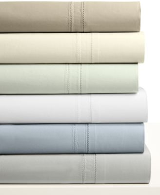 Hotel Collection Pair of 800 Thread Count King Pillowcases