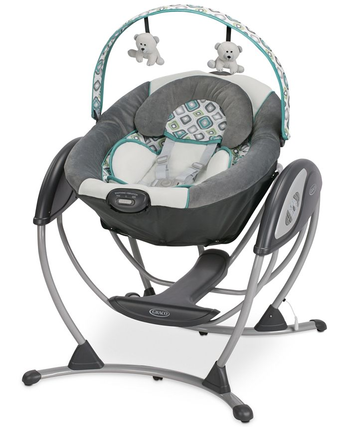 Graco - Baby Swinging Glider LXP Affini Chair