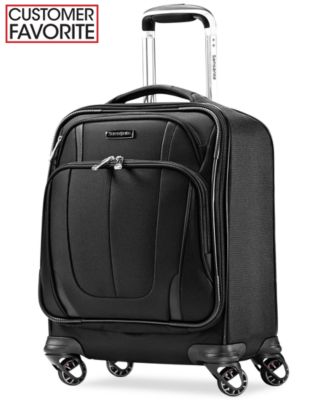 "Samsonite Silhouette Sphere 2 17"" Spinner Boarding Bag, Available in Ruby Red, A Macy's Exclusive Color"