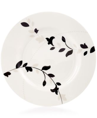 Martha Stewart Collection Toulon Round Salad Plate