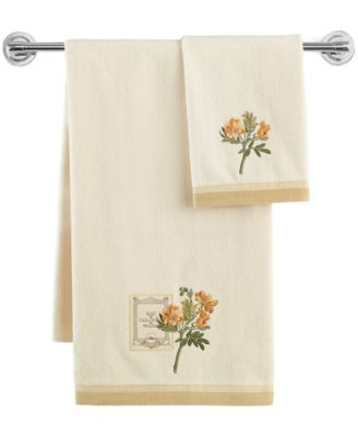 Avanti Bath Accessories, Alana Bath Towel