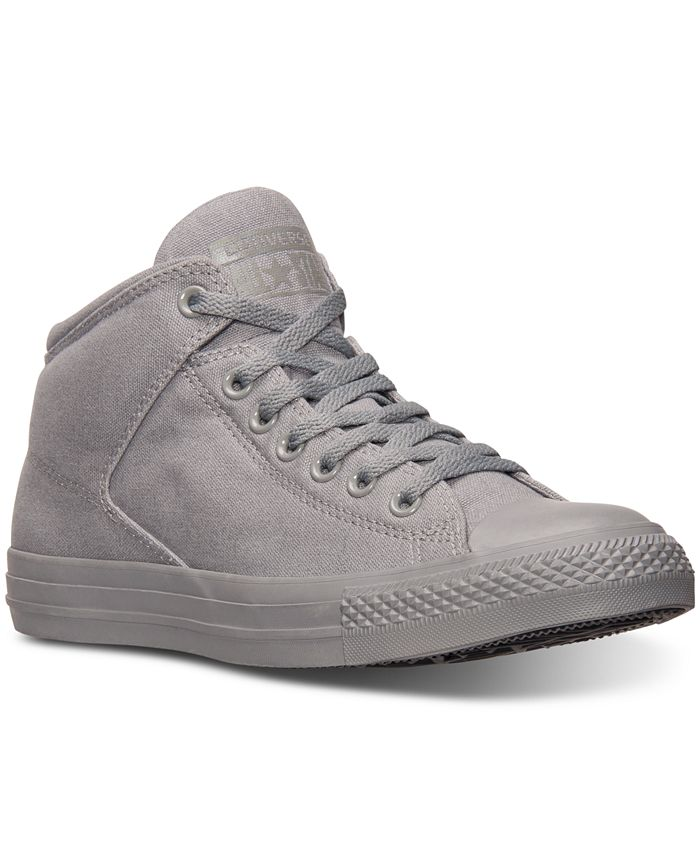 Converse - Men's Chuck Taylor High Street Ox Casual Sneakers from Finish Line