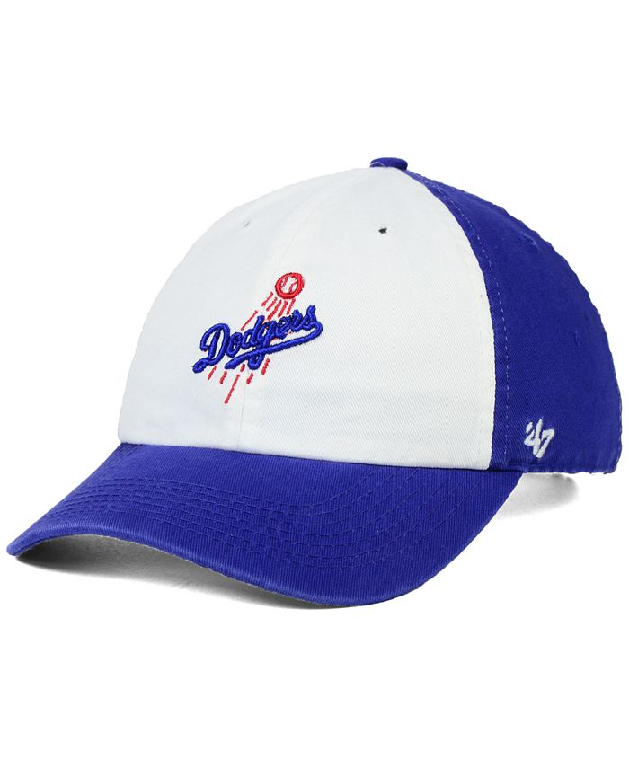 '47 Brand - Kids' Los Angeles Dodgers Mascot Clean Up Cap