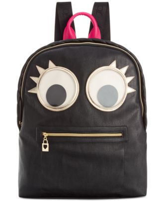 Betsey Johnson Googly Moogly Backpack