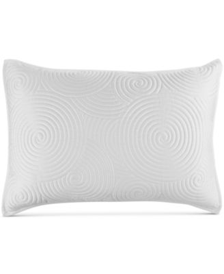 INC International Concepts Prosecco Quilted King Sham