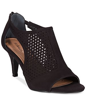 Style&co. Hellaine Dress Booties