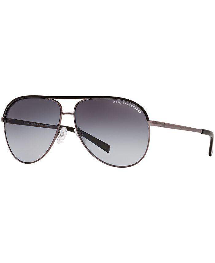 A|X Armani Exchange - Sunglasses, X AX2002P
