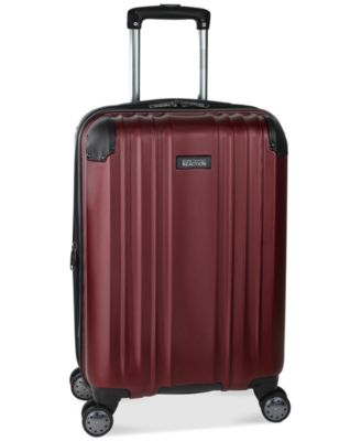"Kenneth Cole Reaction Carrara 20"" Carry On Hardside Spinner Suitcase, Only at Macy's"
