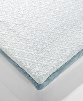 SensorGel 3'' Advanced iCOOL Gel Memory Foam Queen Topper